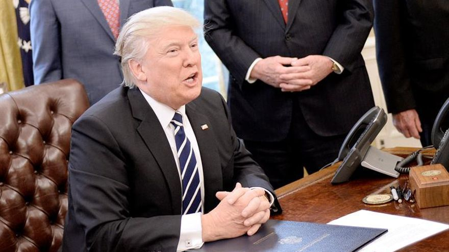 The Wall Street Journal publica un duro editorial sobre la credibilidad de Trump