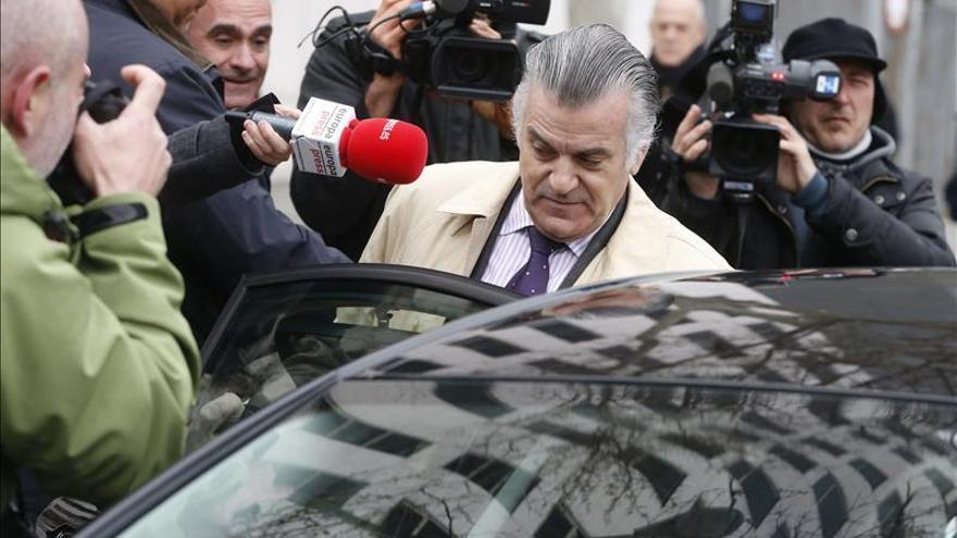 Fijan para julio de 2014 el juicio por el despido de Bárcenas del PP