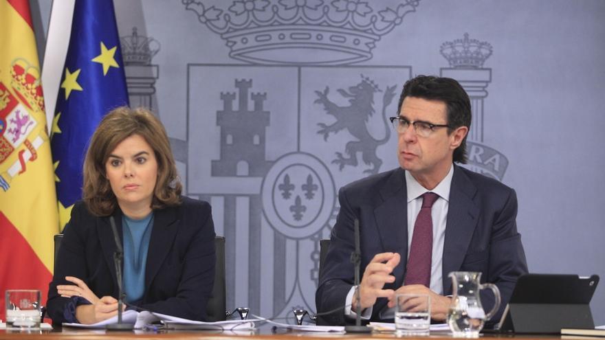 Santamaría recuerda que la decisión de actuar corresponde a Fiscalía, donde rige la dependencia jerárquica