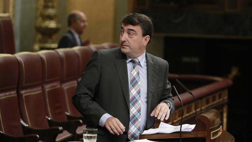 """PNV dice 'no' a Sánchez por la ausencia de una agenda vasca y """"falta de confianza"""" en el pacto con C's"""