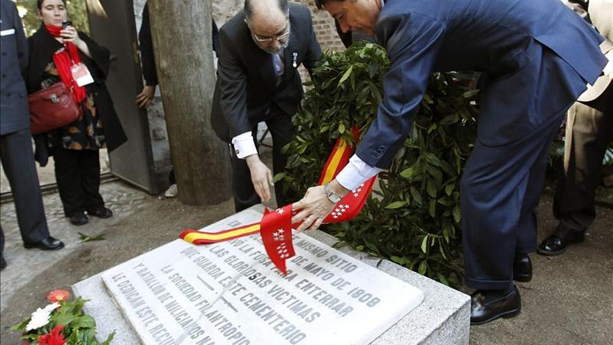 Ignacio González dice que Aguirre seguirá siendo una referencia para los madrileños