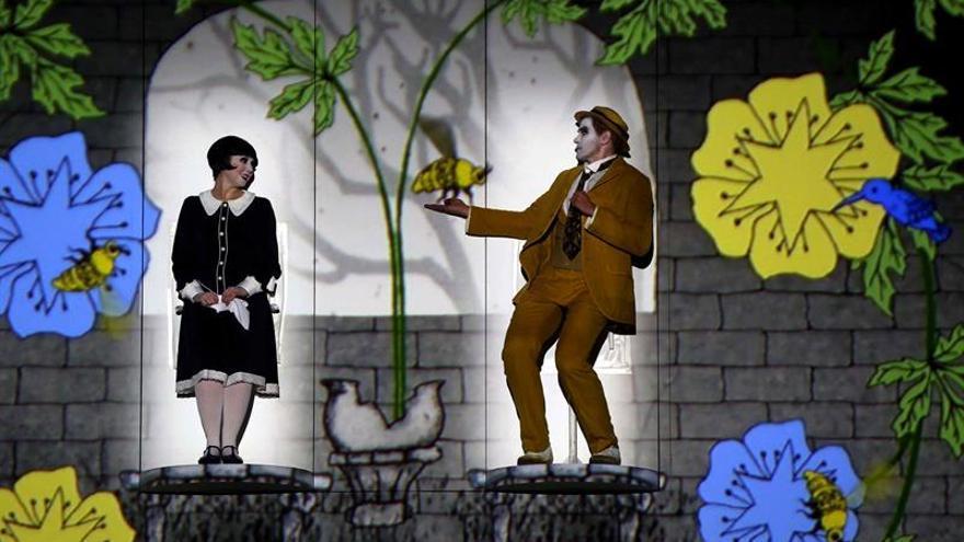 """Llega al Liceu una """"Flauta Mágica"""" inspirada en la estética del cine mudo"""
