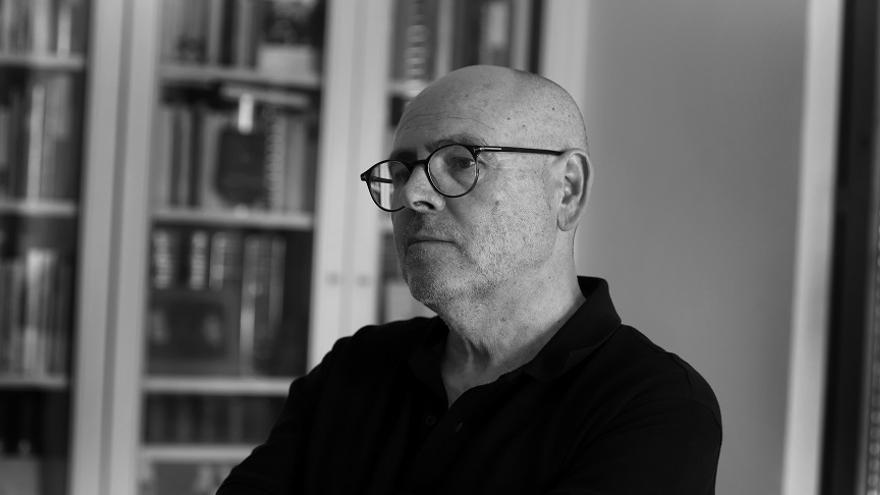 L'escriptor Toni Mollà