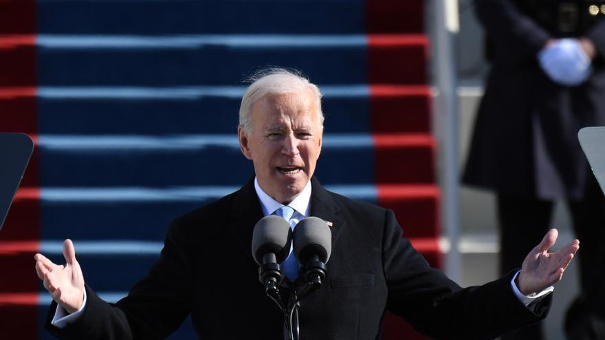 Joe Biden después de jurar firmó el decreto para volver al Acuerdo de París. Se hará efectivo en un mes.