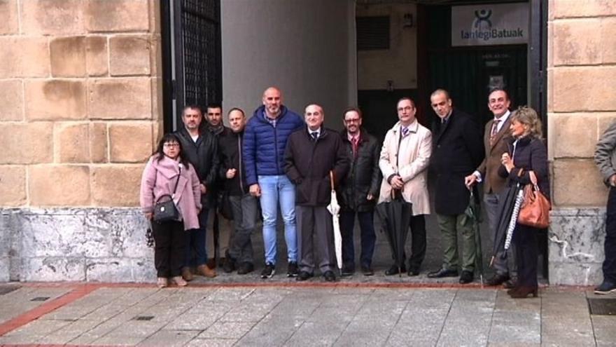 """Arriola destaca en Sestao que revitalizar barrios """"en declive"""" es """"factible y rentable social y ambientalmente"""""""