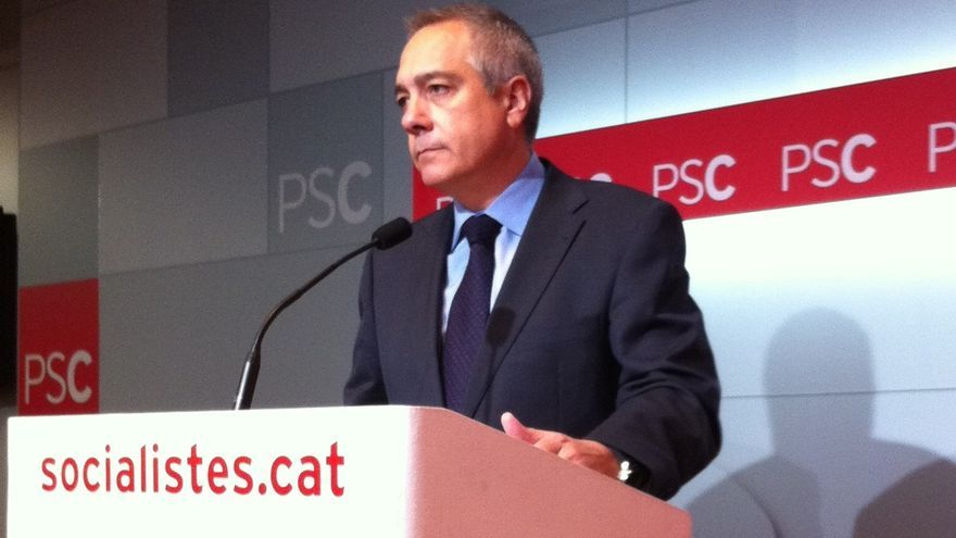 """Navarro (PSC) pide una nueva declaración de soberanía que respete """"singularidades"""" de los partidos"""