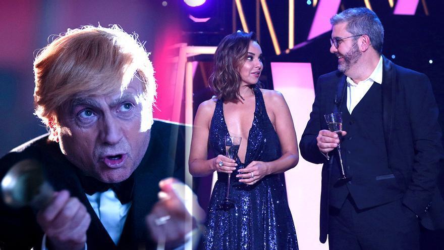 La Nochevieja de TVE, con José Mota y 'Feliz 2021'