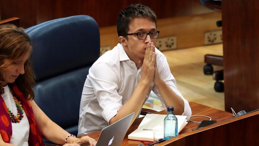 """Errejón augura un """"gobierno corto, débil y marcado por la inestabilidad"""""""