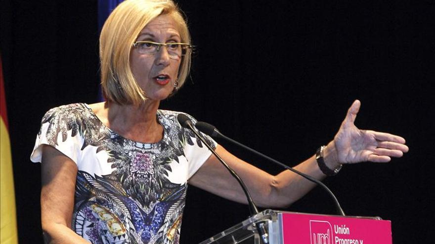 UPyD pide al Congreso que proclame que el derecho a decidir es de toda España