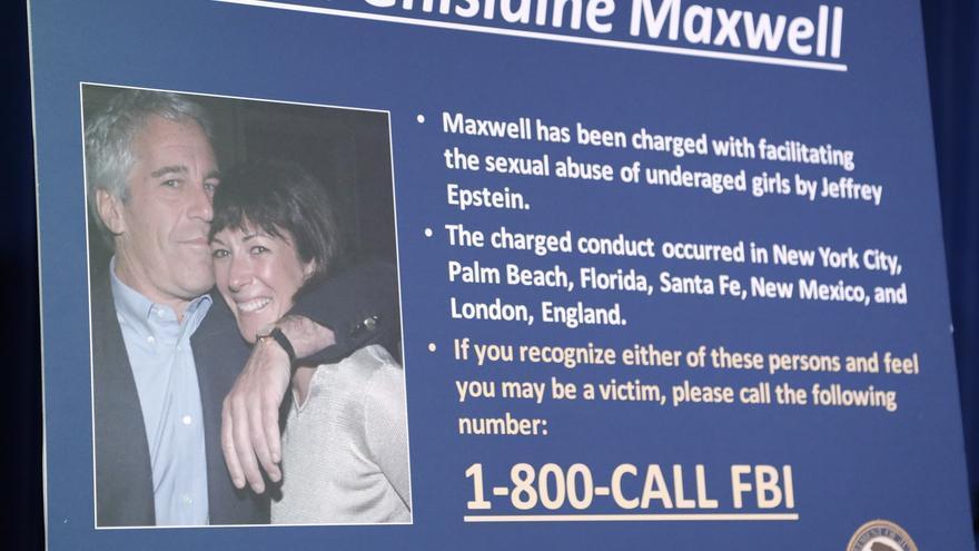 Deniegan la libertad bajo fianza a Maxwell por cuarta vez