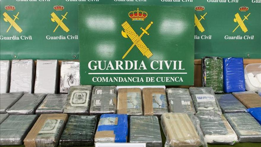 Un detenido y casi tres toneladas de hachís intervenidas en Granada