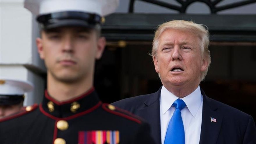 Trump ofrecerá un discurso en una céntrica plaza durante su visita a Varsovia