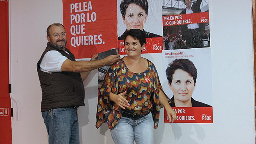 PSOE en Fuerteventura
