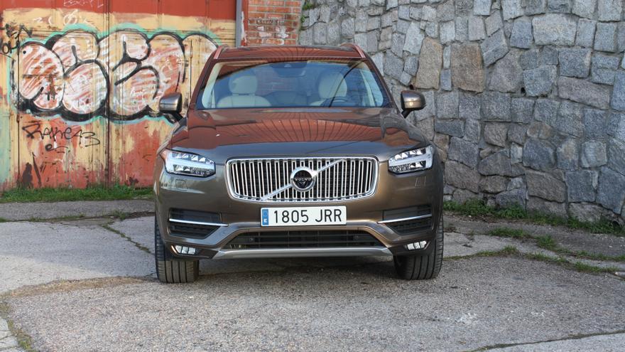 El diseño, una de las claves del nuevo XC90 de Volvo.
