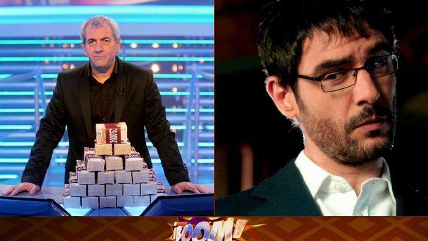 Antena 3 hace '¡Boom!' en sus tardes y cierra 'Atrapa un millón'