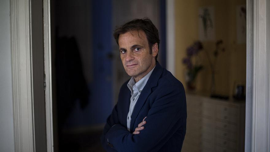 Jaume Asens, candidato de En Comú Podem a las elecciones del 28A
