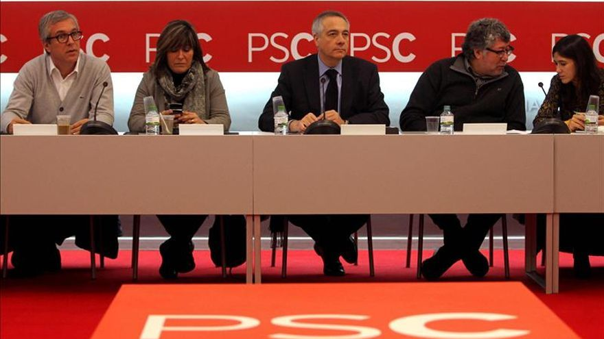 Varios diputados del PSC estudian no votar la declaración de CiU, ERC e ICV