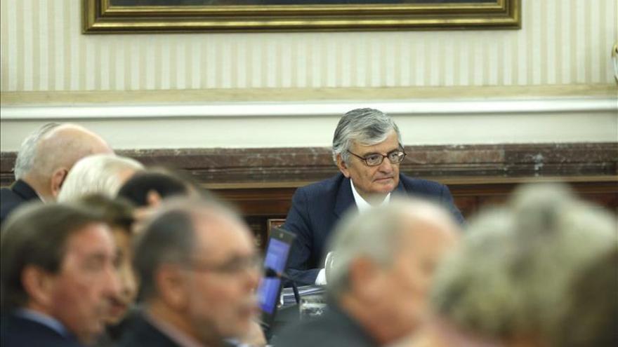 """Torres-Dulce afirma que """"es una exageración"""" decir que hay fiscales amotinados en Cataluña"""