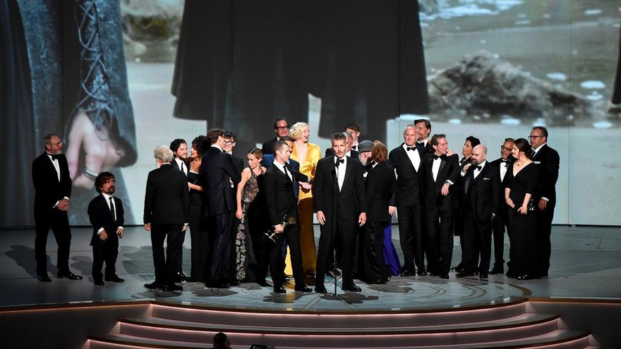 Premios Emmy 2018: Juego de Tronos