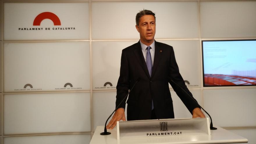 """Albiol considera """"deseable"""" que la Fiscalía actúe ya ante la futura ley del referéndum"""