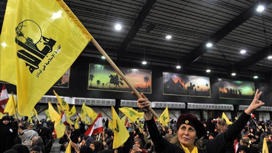 El líder de Hizbulá afirma que su grupo participa en los combates en Irak