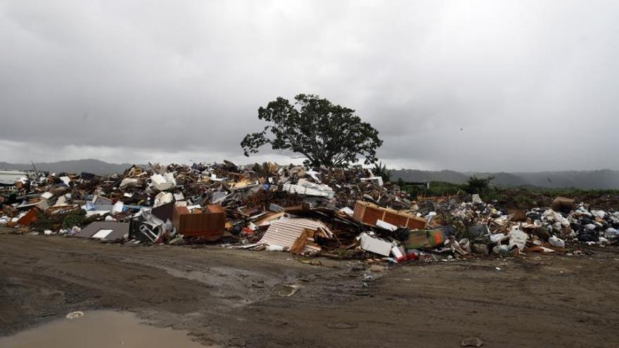 """Puerto Rico aún """"no levanta cabeza"""" tras dos años del paso del huracán María"""