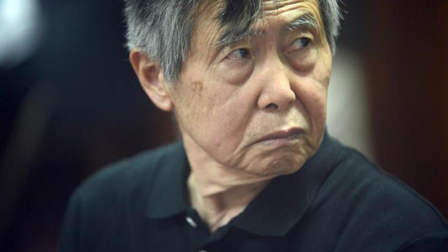 La defensa de Fujimori pedirá la revisión de la sentencia de 25 años de prisión