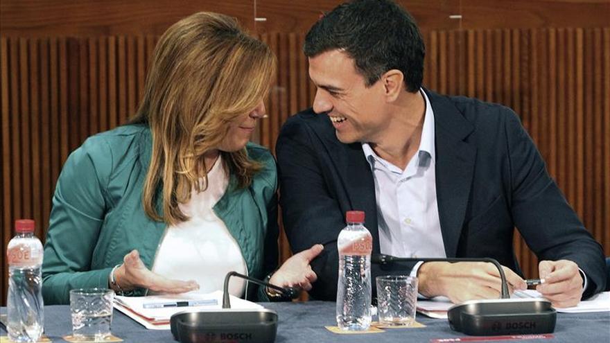 Sánchez y Díaz participan hoy en su primer acto juntos tras cuatro meses