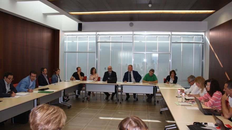 Mesa Sectorial del Servicio de Salud de Castilla-La Mancha / SESCAM