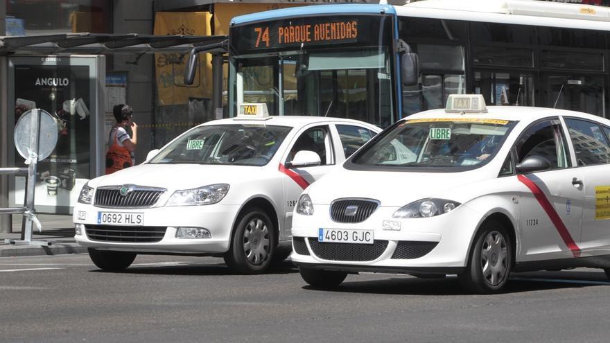 Federación del Taxi y UGT-Uniatramc, partidarios de un nuevo paro del sector el 1 de julio contra Uber