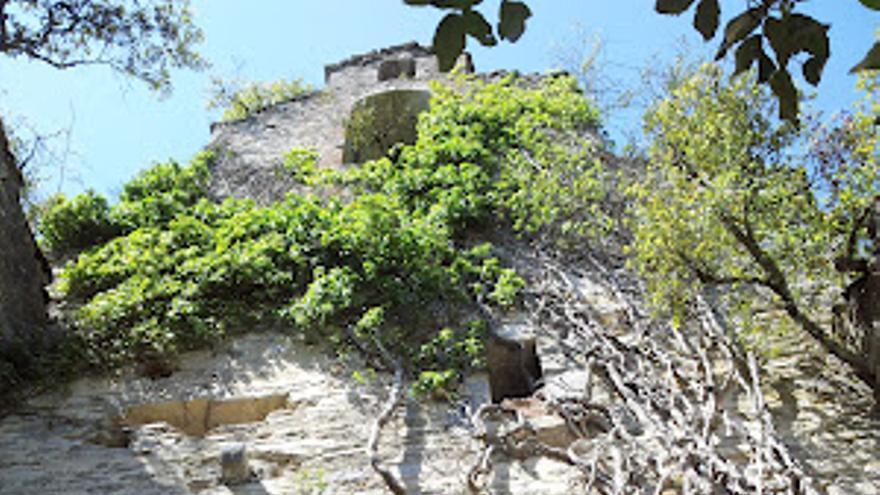 Ruinas Santa Catalina