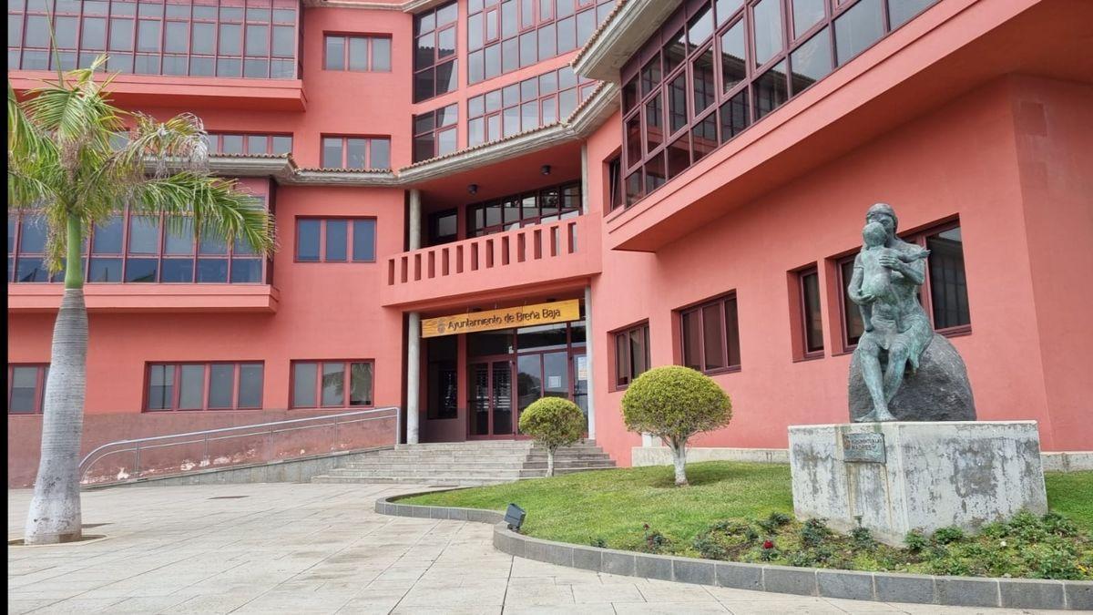 Imagen de archivo del Ayuntamiento de Breña Baja.