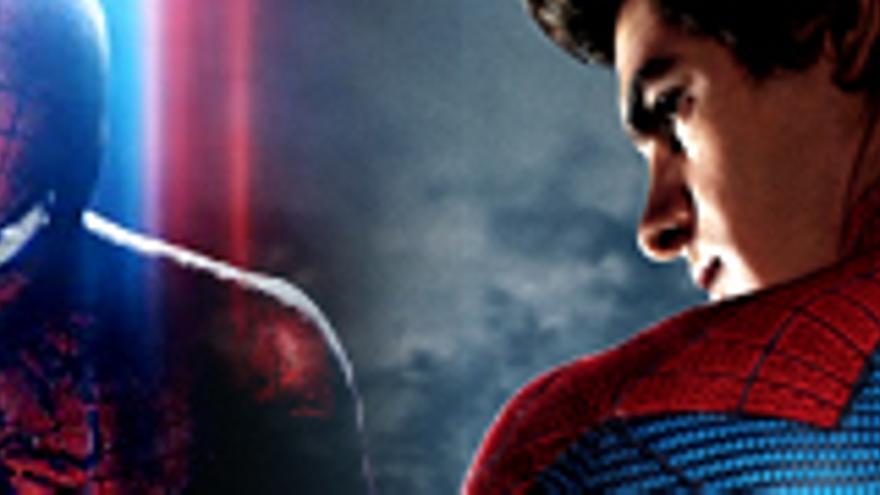 'The Amazing Hombre de Negro' dejó boquiabierto a 'Spiderman' y su chica