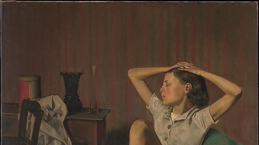 Thérèse Dreaming