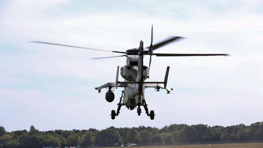 Airbus Helicopters invertirá en Chile 4,6 millones de dólares