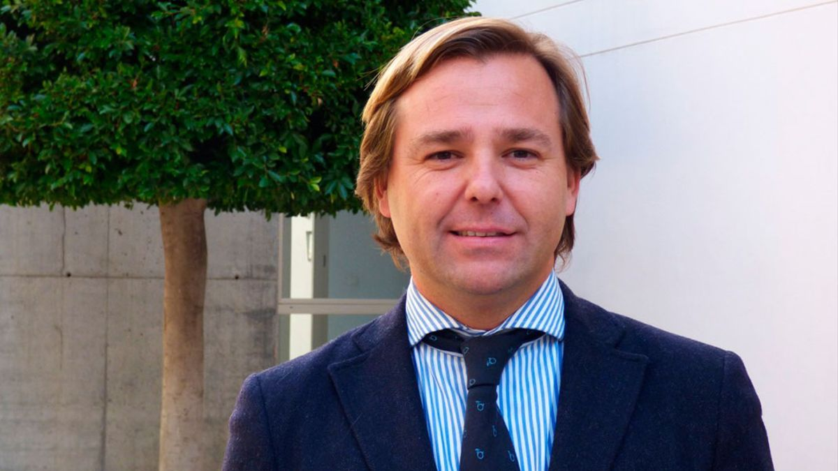 El delegado del Gobierno de la Junta en Córdoba, Antonio Repullo.