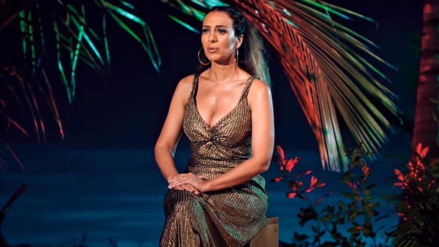 Mónica Naranjo en La isla de las tentaciones