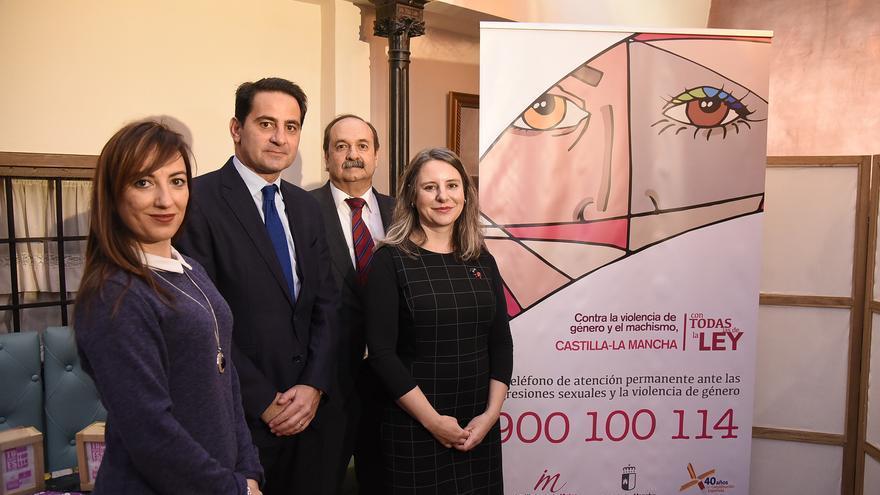 Presentación Instituto de la Mujer campaña invierno 'Co todas las de la Ley'