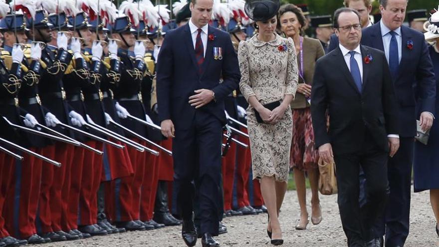 """El """"brexit"""" planea sobre el centenario de la Batalla del Somme"""