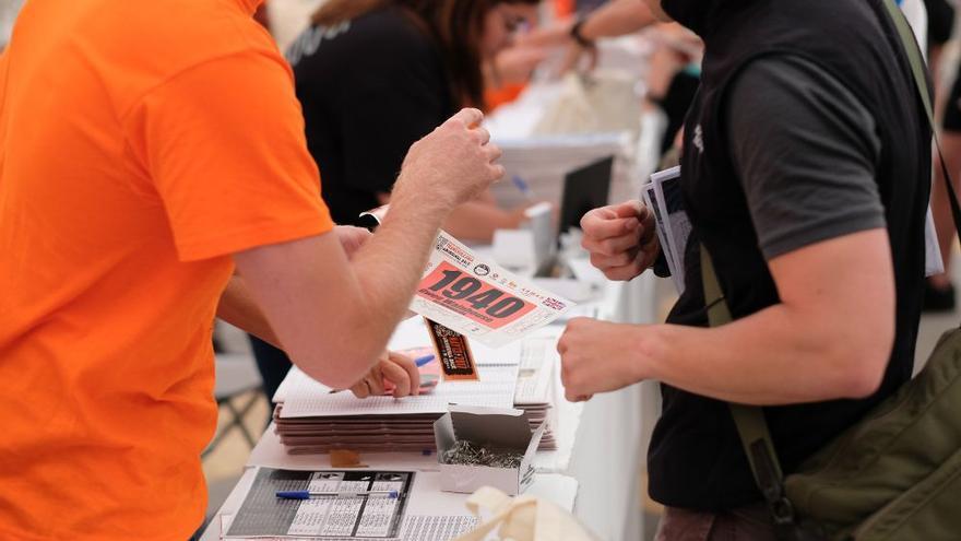 Imagen de archivo de la Feria del Corredor.