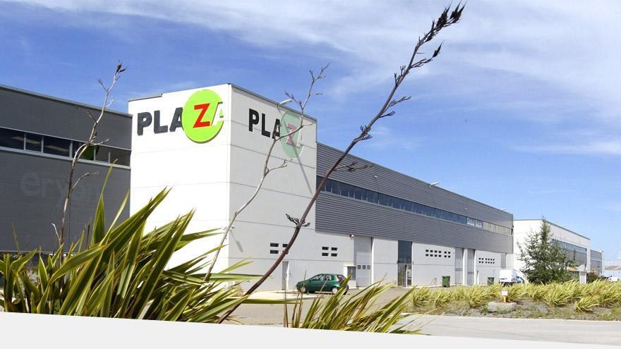 El objetivo es que la ampliación de Plaza se haya completado en 2021