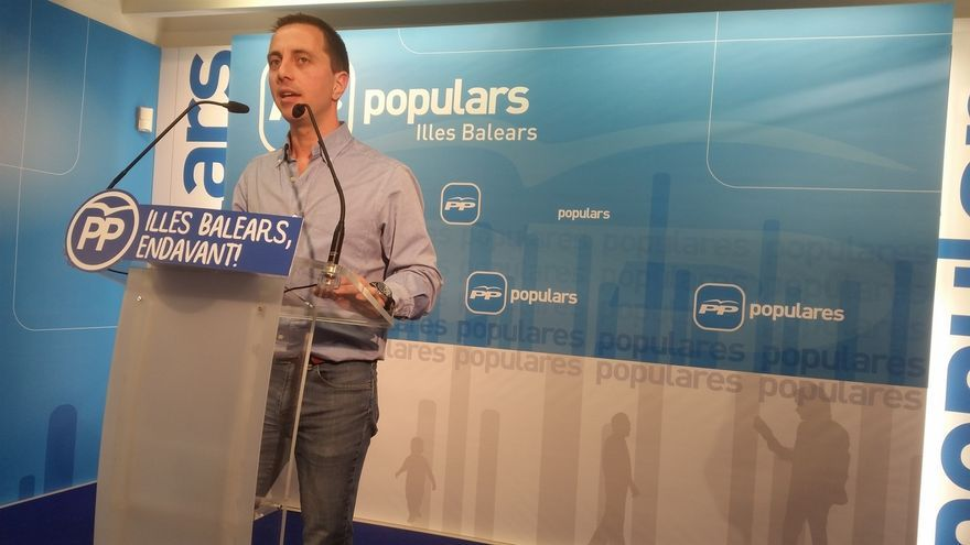 """El PP balear dice que """"se intuye una trama de facturación"""" en los contratos del jefe de campaña de MÉS"""
