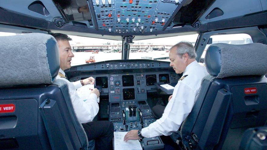 Economía/Transporte-Sepla condena la filtración y divulgación de las grabaciones de los pilotos del accidente de Spanair