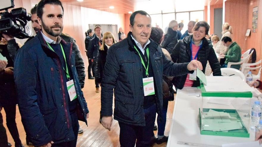 """Ruiz Espejo (PSOE) anima a participar y dice que """"es bueno"""" asentar el sistema democrático y los avances"""