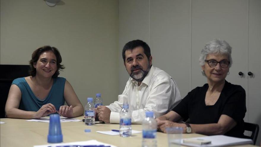 """Colau estará en la manifestación independentista de la Diada """"como alcaldesa"""""""
