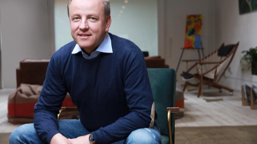 El consejero delegado de EVelozcity, Stefan Krause.