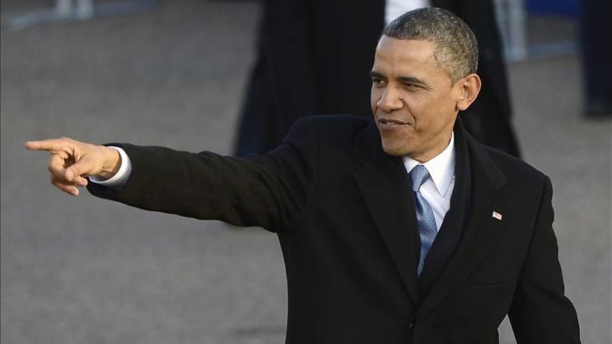 Obama fija metas progresistas para su segundo mandato e irrita a los conservadores
