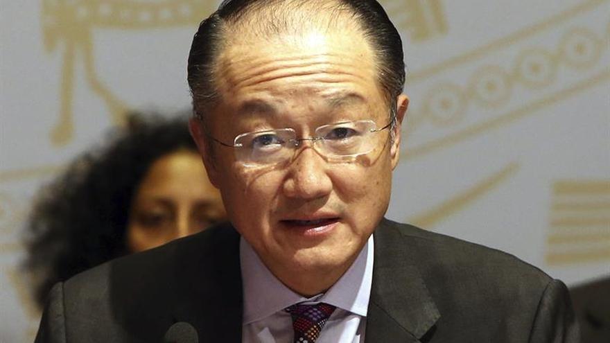 El estadounidense Kim, sin oposición para seguir al frente del Banco Mundial