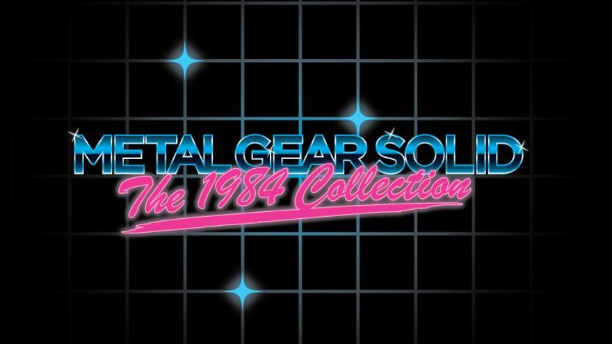 Metal Gear Solid: The 1984 Collection