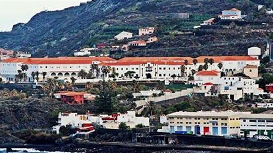 Imagen de archivo del acuertelamiento de El Fuerte, en el municipio de Breña Baja. Foto: JOSÉ AYUT.